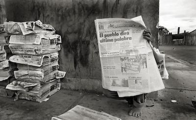 Paper boy - Nicaragua