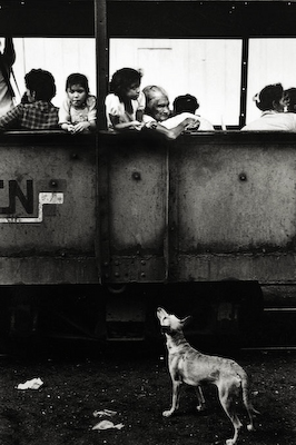 Rail Station – Leòn, Nicaragua