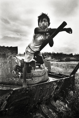Tank Boy – Managua, Nicaragua
