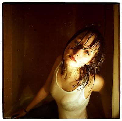 wet portrait of anna